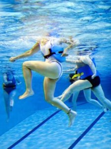 Water jogging as alternative exercise for osteoarthritis.