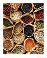 Beans are good for healthy hair! Saba Botanical is good for health hair too!