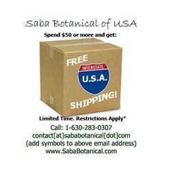 www.SabaBotanical.com