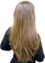 Healthy Hair. www.SabaBotanical.com