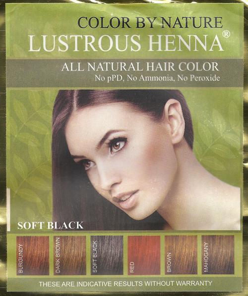 Lustrous Henna Hair Color Reviews -Saba Botanical of USA ...