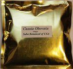Cassia Obovata Powder. www.SabaBotanical.com