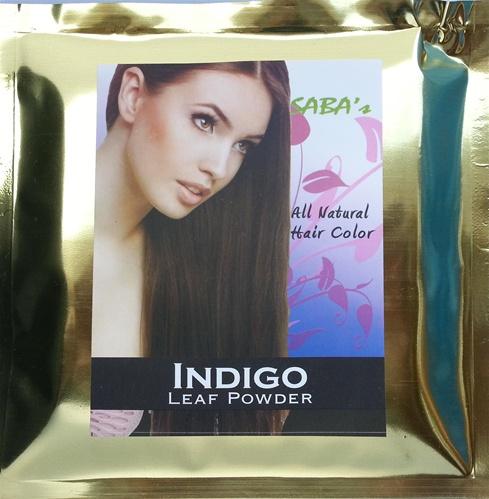 Indigo And Henna Powder A Combination That Beautifies