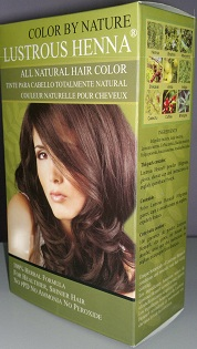 Henna All Natural Hair Dye Benefits for Hair-by L.J. O'Neal