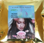 Rose Petal Powder Skin Care –Instructions for Use –by L.J. O'Neal, writer.