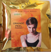Natural Beauty with Orange Peel –Beneficial Skin Treatment –by L.J. O'Neal, writer.