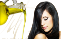 Flaxseed Oil Hair Treatment for Nourished Hair –by L.J. O'Neal, writer.