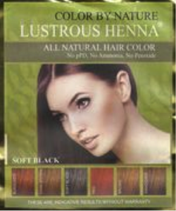 Natural Hair Dye for Men that Strengthens and Conditions –by L.J. O'Neal, writer.
