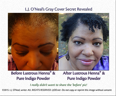 Pure Indigo In Natural Hair Dye For Brown To Jet Black Hair